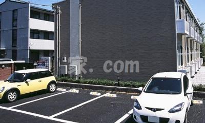 【駐車場】レオパレスリッチM(39753-204)