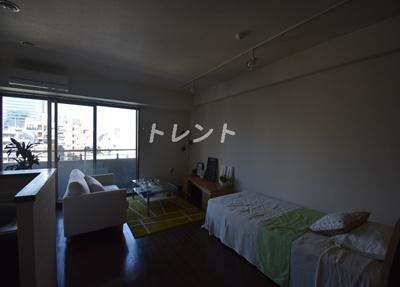 【寝室】芝公園アパートメント