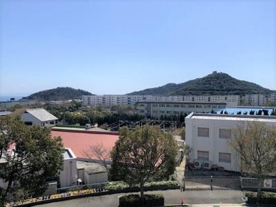 【展望】高倉台5団地12号棟