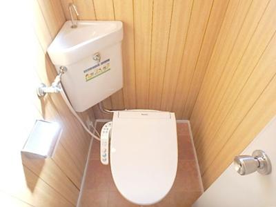 【トイレ】シャンボール泉Ⅰ