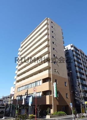 【外観】ドミール北新宿Ⅱ