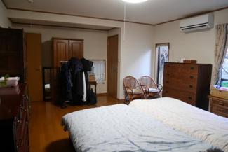 【洋室】津山市中之町 中古住宅2DK+離れ