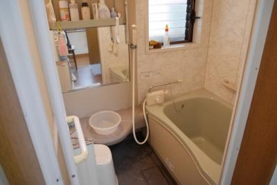 【浴室】津山市中之町 中古住宅2DK+離れ