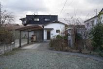 津山市中之町 中古住宅2DK+離れの画像