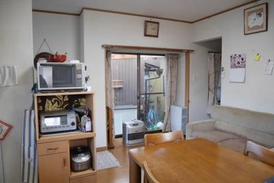 【キッチン】津山市中之町 中古住宅2DK+離れ