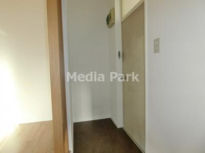 【玄関】ハックベリーハウス