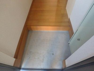 グランデュオ柴又の玄関(別部屋参考写真)