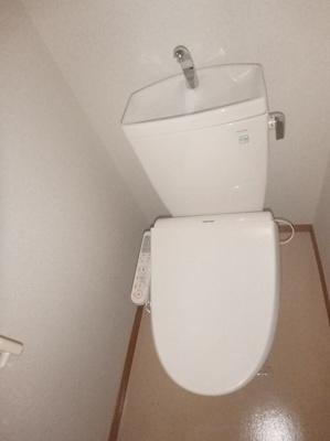 グランデュオ柴又のトイレ(別部屋参考写真)