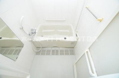 【浴室】カサグランデ鶴見緑地