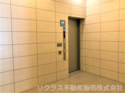 【エントランス】ブランズ神戸元町通