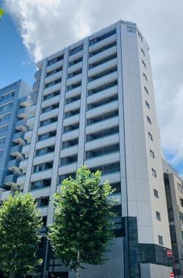 【外観】RBM築地レジデンス