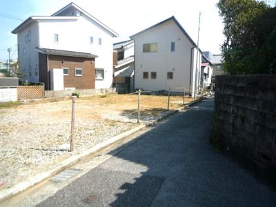 【外観】高知市新屋敷新築戸建