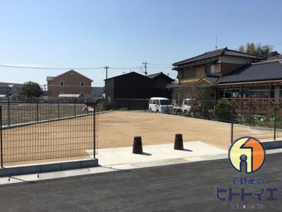 【前面道路含む現地写真】YKタウン吉田分譲地