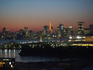 夜景 東京タワー