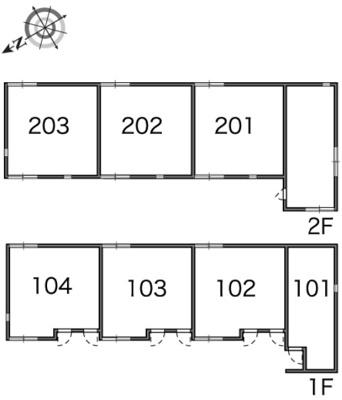 【地図】メイプル