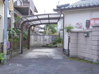 【駐車場】近江八幡市音羽町 中古戸建