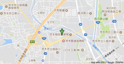 【地図】ウエストコート