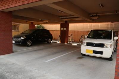 【駐車場】エンジェリ寿