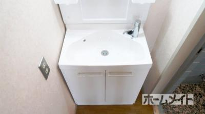 【独立洗面台】トナミマンション