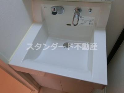 【独立洗面台】スワンズシティ堂島川