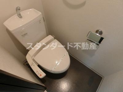 【トイレ】スワンズシティ堂島川