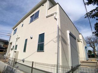 JR武蔵野線「船橋法典」駅徒歩16分の全3棟の新築一戸建てです。
