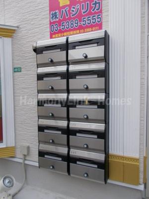 ソフィアマリンの郵便ボックス