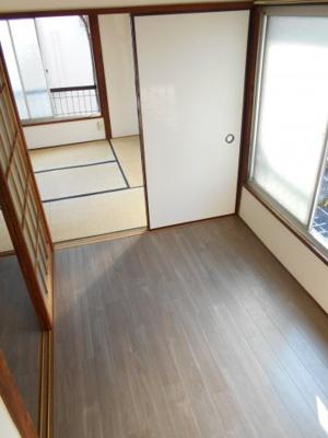 【洋室】角谷荘