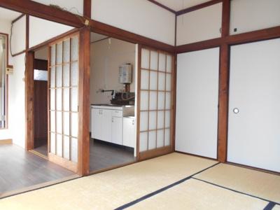 【和室】角谷荘