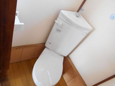 【トイレ】角谷荘
