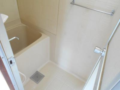 【浴室】角谷荘