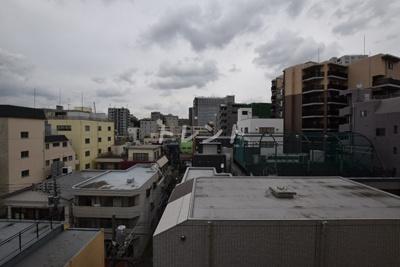 【展望】オープンレジデンシア神楽坂並木通り