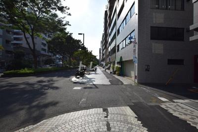 【周辺】オープンレジデンシア神楽坂並木通り