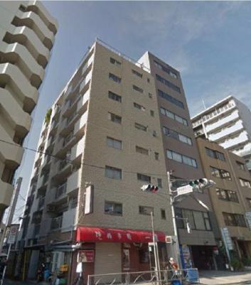 【エントランス】オリエンタル新大塚コーポラス