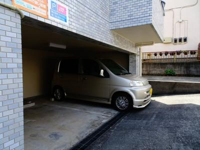 【駐車場】ユニオンメッツ桜上水