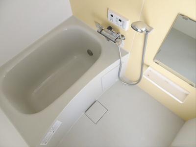 【浴室】ロジュマン初台