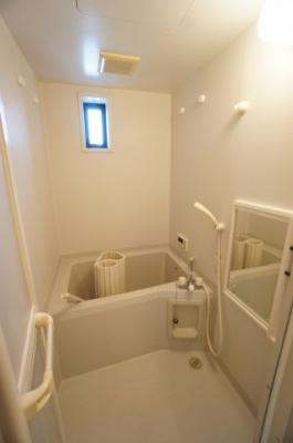 【浴室】パークハウスⅠ