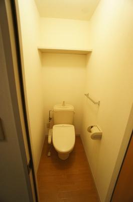 【トイレ】パークハウスⅠ