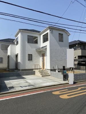 【外観】新築一戸建 GRAFAREけやき台2期1号棟「南守谷」13分