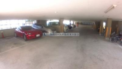 【駐車場】エーデルハイム東花園