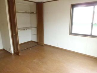 収納スペース充実!お部屋を広く使えます。