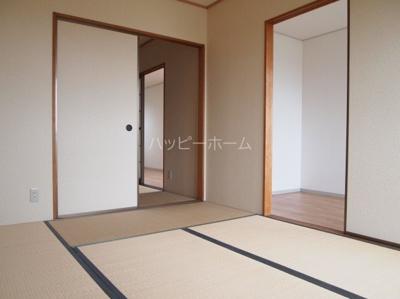 【寝室】シャトー大半田 Ⅱ棟