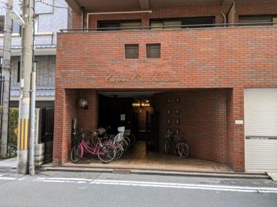 【外観】シェモア御池新町