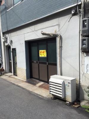 【外観】1階路面店舗 業種相談 北区長柄中 天神橋六丁目駅