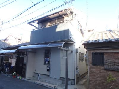 【外観】三ノ瀬3丁目貸家