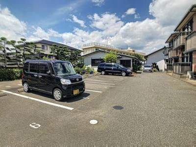 【駐車場】コンフォートKH