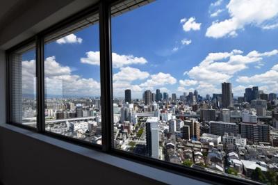 【展望】大阪ウエストゲートタワー