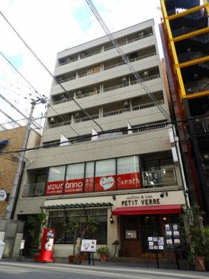 【外観】ユーロハイツ本町
