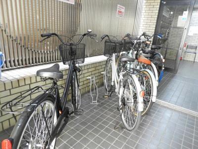 【駐車場】ユーロハイツ本町