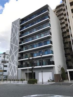 2020年築の綺麗なテナント1階